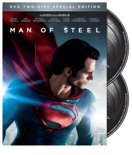 Man of Steel (Two-Disc Special Edition DVD) by Warner Bros. (Movie Man Of Steel)
