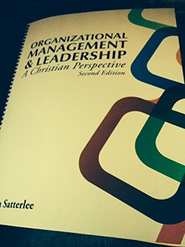 Title: ORGANIZATIONAL MANAGEMENT+LEAD