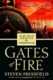 Book cover for Gates of Fire: An Epic Novel of the Battle of Thermopylae