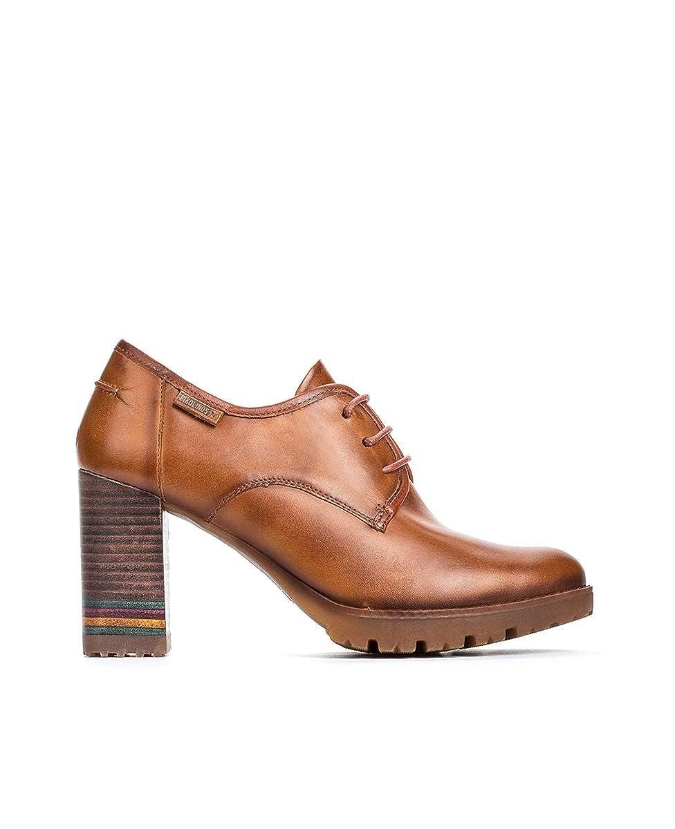 PIKOLINOS Zapato Tacón de Piel Connelly W7M