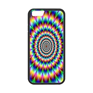 Psychedelic Tunnel IPhone 6 Cases, Cathyathome {Black}