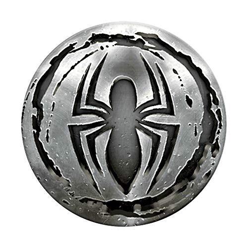 PopSockets: Collapsible Grip & Stand for Phones and Tablets - Marvel - Spiderman MonoChrome