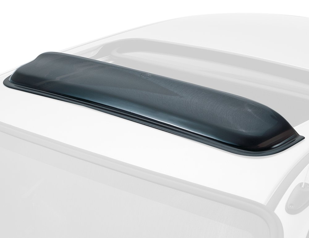 Auto Ventshade 77004 Windflector Classic Universal Sun Roof Wind Deflector fits up to 38.5'' Wide Sunroof