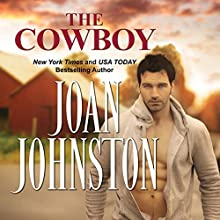 The Cowboy Audiobook by Joan Johnston Narrated by Joan Johnston