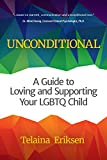 """#1 New Release on Amazon! ─ Parents of LGBT Children. Looking for LGBTQ books that offer guidance on providing loving support to your LGBT child?   Parents of LGBT children guide: Unconditional: A Guide to Loving and Supporting Your LGBTQ Child"""" pro..."""