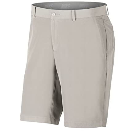 NIKE Men's Flex Hybrid Golf Shorts, Light Bone/Light Bone, ...
