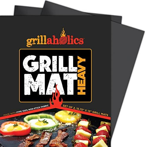 Grillaholics BBQ Grill Mat Heavy Manufacturer