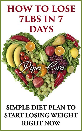 How To Lose 7lbs In 7 Days Simple Diet Plan To Start Losing Weight