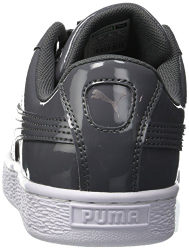 Basket Heart Femme Puma iron iron Basses Sneakers 17 Gate Gris Gate Wn's Patent O55FBUcdq