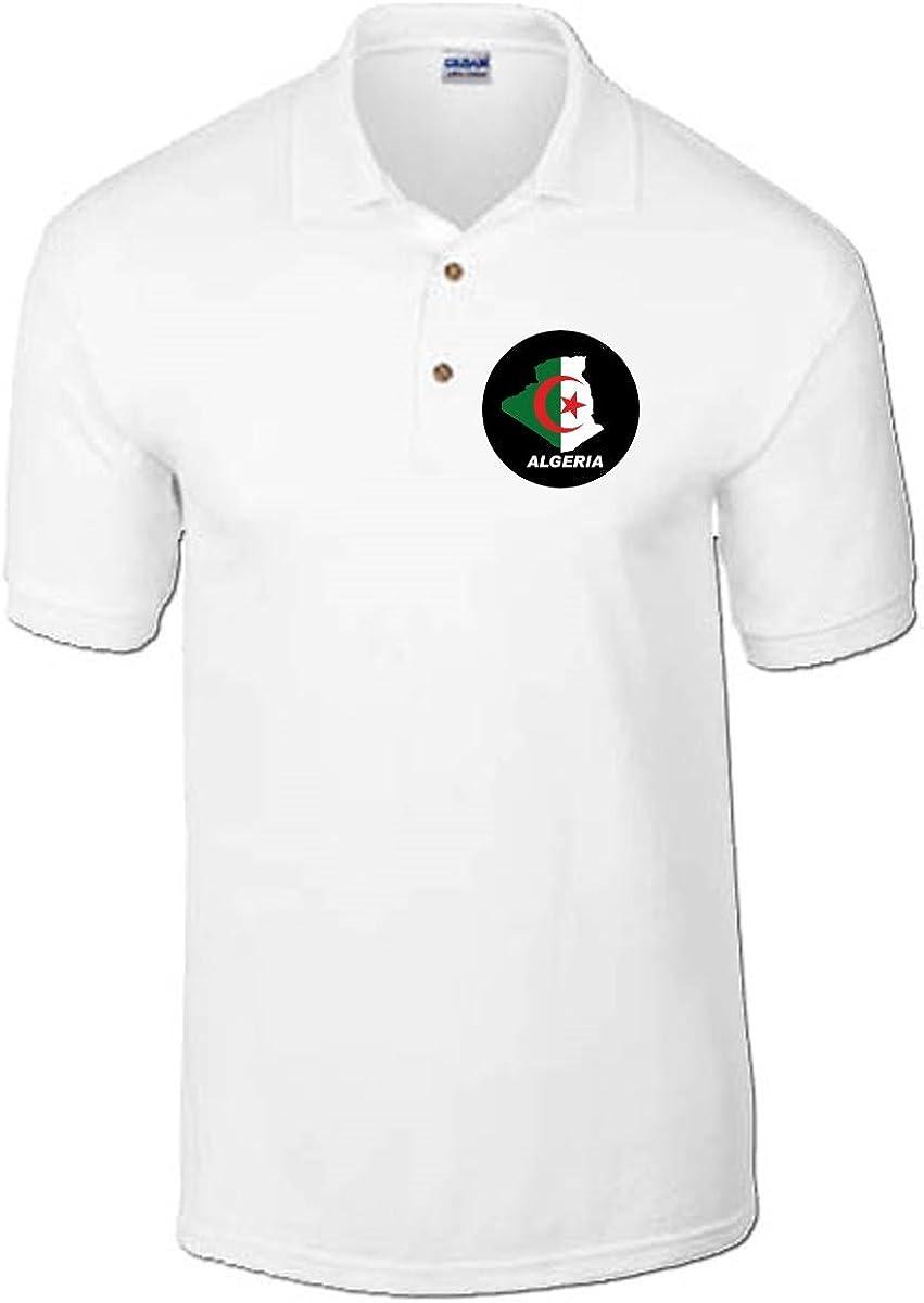 T-Shirtshock Polo WC0005 Algerie Algeria