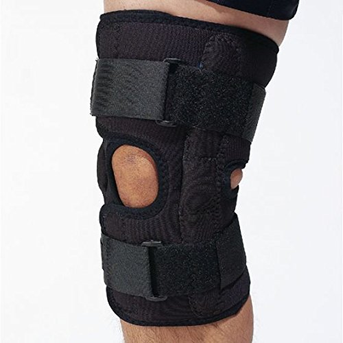 CMO Wrap Around Hinged Knee Support, 3X-Large