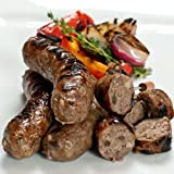 All Natural Boar Sausages with Apple and Cranberries 4 links 1 lb