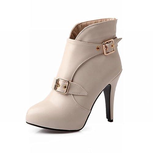 Amazon.com: Carol Zapatos Moda Mujer Hot Sale Western ...