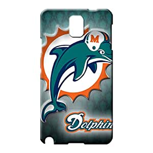 samsung note 3 First-class Cases Hd cell phone carrying skins miami dolphins nfl football
