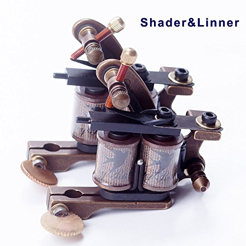 Getbetterlife danny robinson 39 s 2 tattoo machine as liner for Tattoo gun prices