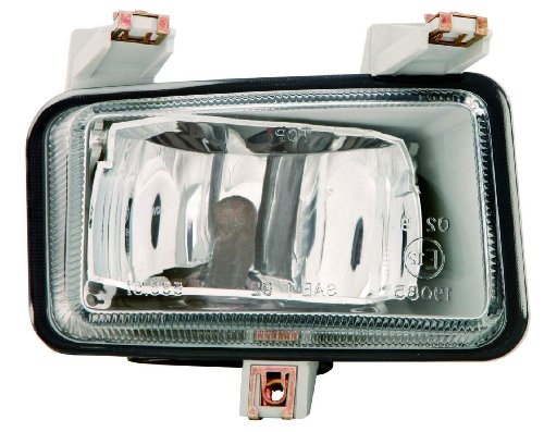 SAAB 900 (Hatchback/Convertible) Replacement Fog Light Assembly - Passenger Side (1997 Saab 900 Convertible)