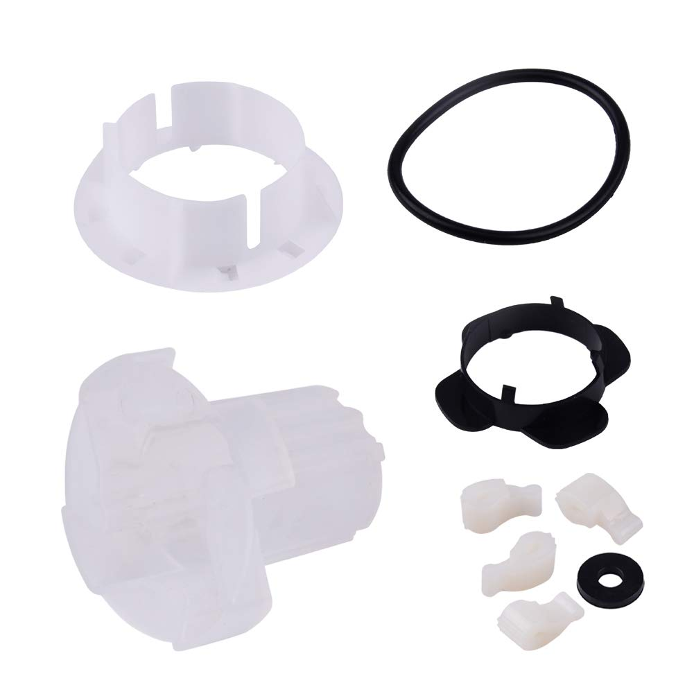 Agitator Cam Repair Kit Washing Machine Parts 285811 for Whirlpool Washer Replacement Fit PS334650 AP3138838 3347410 3347410 3363663 3351001 285746 Cam