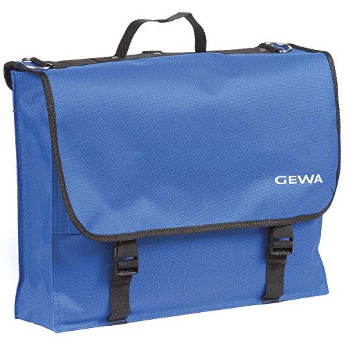 Blue Sheet Music Carrying Bag by Gewa by Gewa