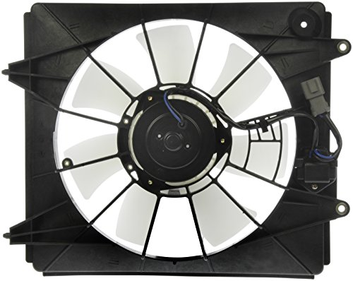 Dorman 620-245 Air Conditioning Condenser Fan Assembly ()