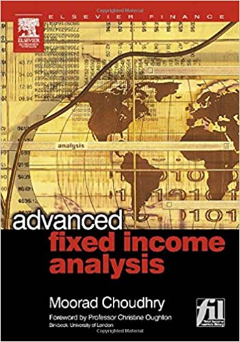 Book Advanced Fixed Income Analysis