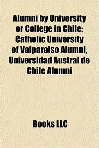 Amazon in: Buy Alumni by University or College in Chile