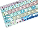 Silicone Keyboard Cover Skin for Apple iMac