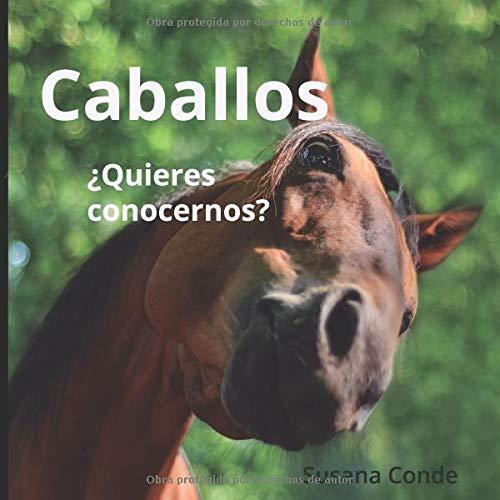 Caballos: ¿Quieres conocernos? por Susana Conde