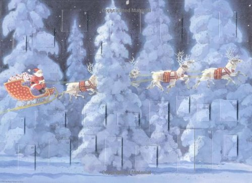 Night Advent Calendar - 'Twas the Night Before Christmas Advent Calendar