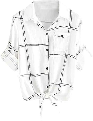 Loolik Girl Camisas Mujer, 2019 Blusas para Mujer Camisa ...