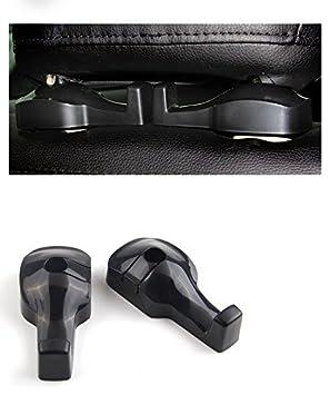 MERES Universal Auto Rücksitz Kopfstütze Speicherhaken mit verschlossen (2 Stück) IT GSM