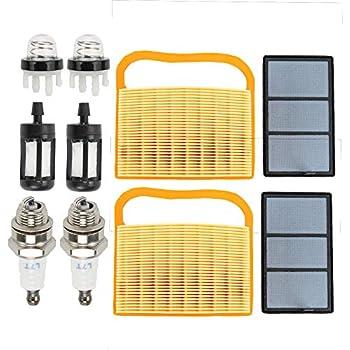 Amazon.com: TS420 - Filtro de aire para sierra de sierra de ...