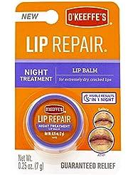 O'Keeffe's Lip Repair Night Treatment Lip Balm .25oz Jar