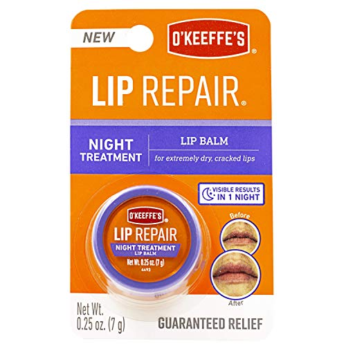 O'Keeffe's Lip Repair Night