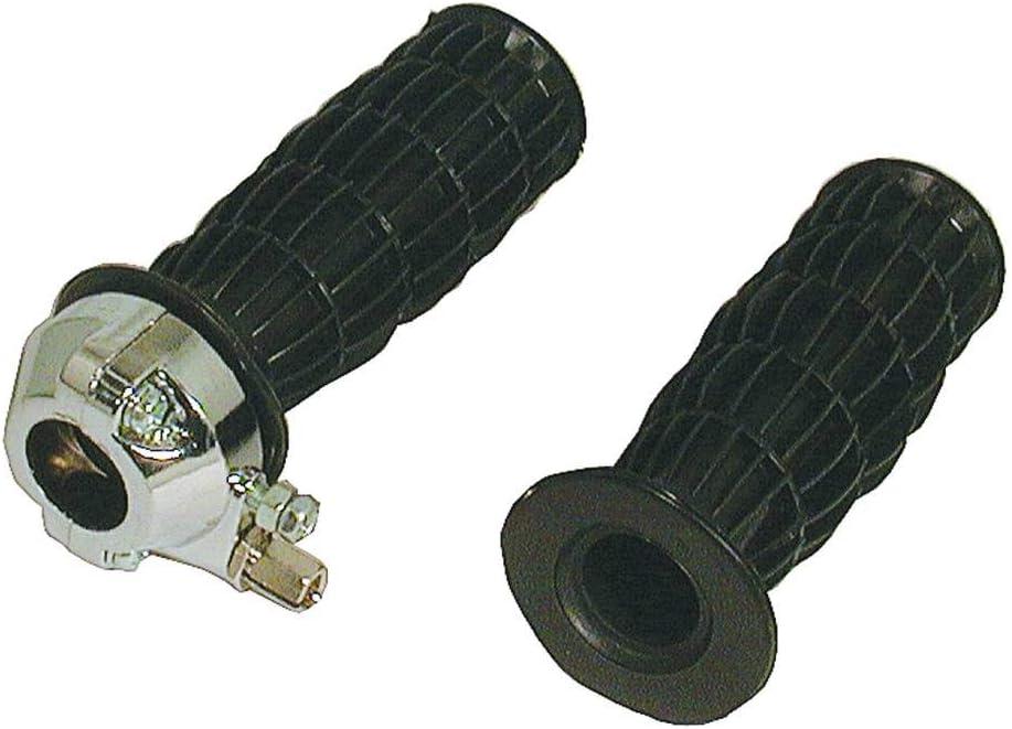 Black Stens 260-224 Twist Grip Set