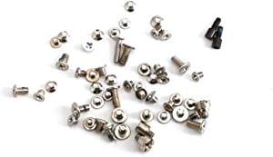E-REPAIR Complete Full Screw Set Replacment with Bottom Pentalobe Screws for iPhone 5c
