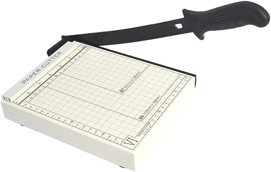 A4 A5 Paper Card Trimmer Guillotine Photo Cutter Arts Crafts Cuts upto 10 Sheets