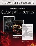 Game Of Thrones: Season 1-3