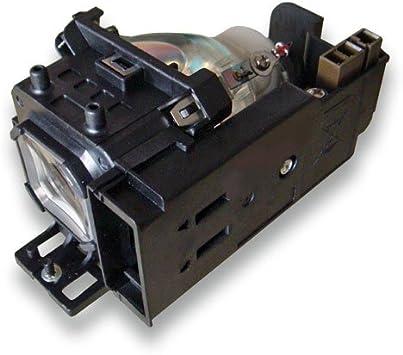 Compatible Lámpara para proyector NEC VT48 +: Amazon.es ...
