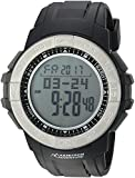 Armitron Adventure Men's AD/1011BLK Digital Multi-Function Black Resin Strap Sport Watch