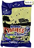 Walkers Assorted Toffees & Chocolate Eclairs, 5.29-Ounce Bags...