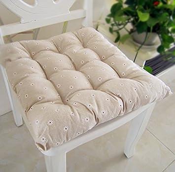 EFRC Kleine Frische Garten Pad Sitzkissen Esszimmer Stuhl Kissen Brot  Baumwolle Baumwolle, Leinen Kissen ,
