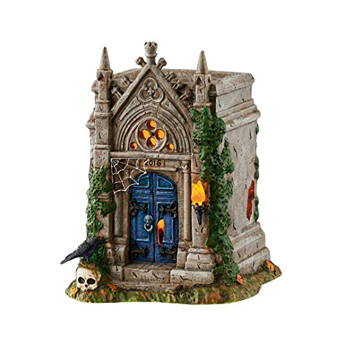 [Department 56 Halloween Village Rest in Peace, 2016 Accessory 6.38 In] (Halloween Decor Ideas 2016)
