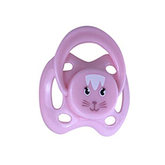 Puppen Schnuller Für Neugeborene Babypuppen Mit Internem Magnetischem Pink Babypuppen & Zubehör