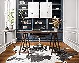 Simpli Home Sawhorse Solid Wood