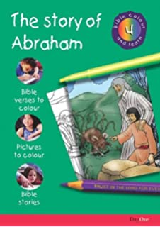 Bible Colour And Learn 04 Abraham