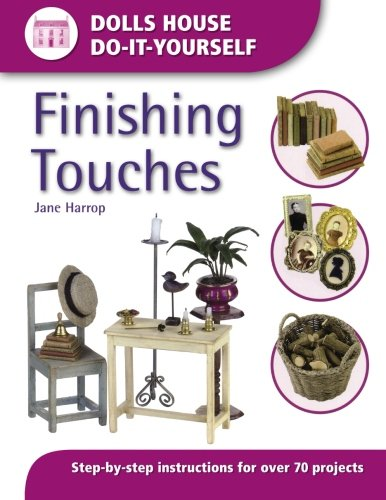 Finishing Touches (Dolls House Do-It-Yourself), used for sale  Delivered anywhere in USA