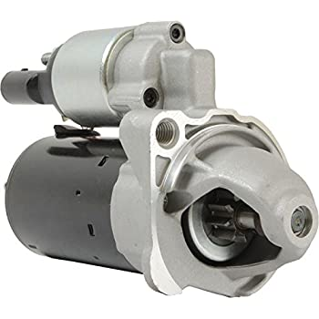 DB Electrical SBO0143 New Starter For 1.8L 1.8 Audi A4 Quattro 05 06 2005 2006, 2.0L 2.0 05 06 07 08 09 2005 2006 2007 2008 2009, 1.8L 1.8 Vw Passat 04 05 ...