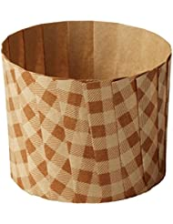 Welcome Home Brands Pleated Baking Cups Check 2 3 D X 2 H Case 2000