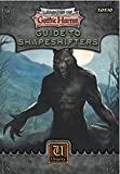 Leagues of Gothic Horror: Guide to Shapeshifters (Ubiquity)(TAG20210)