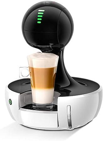 Máquina de café en cápsulas Inicio pequeña máquina de café con pantalla táctil automática Pantalla táctil inteligente Nivel de agua de varias etapas Cafetera con temporizador Fácil de limpia: Amazon.es: Hogar